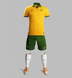 Australian National Team Kit | Inspired by '74 Team - NikeBlog.com