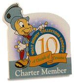 WDCC Charter Member Plaque from Fantasies Come True