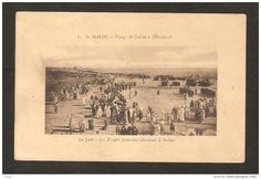 - RARE- Voyage Du Sultan à Marrakesch / La Foule - Les Troupes Françaises…