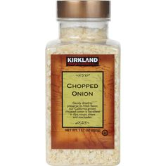 Kirkland Signature Chopped Onion 11.7oz 4-count