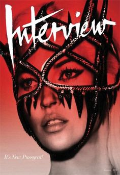 Kate cover for  Interview