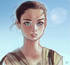 Rey (Character) - Comic Vine