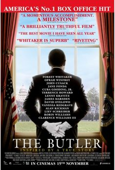The Butler: A thrilling story that really hits home. Slightly uncomfortable to watch at times - as with any oppressive, true tale - but some incredible performances from some big names. I was surprised by how good Oprah Winfrey was. I would definitely recommend it! Watch count: 1