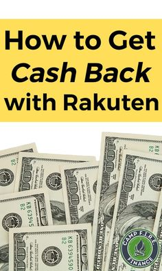 This Rakuten review is so helpful! Explains exactly how to earn cashback with Rakuten (formerly Ebates)
