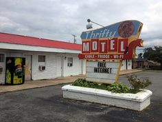 Thrifty Motel, Forest City, NC