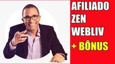 Afiliado Zen Webliv do Conrado Adolpho + Bônus