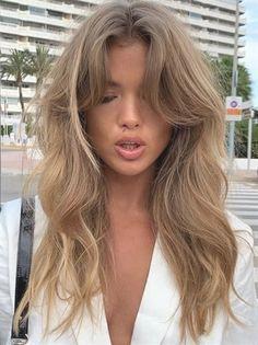 Hair Makeover: 20 Blonde Hair Colour Ideas
