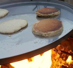 Bakekona - Lidenskap for en sunn livsstil Griddles, Griddle Pan, Pancakes, Breakfast, Desserts, Food, Baking Soda, Blogging, Morning Coffee