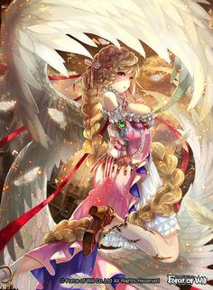 FORCE OF WILL㈱(http://fow-tcg.com/)よりリリースのTCG「Force of Will」にて描かせて頂きました