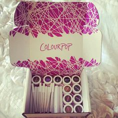 """Want to know how I shipped my Colourpop package to the UK or to other international countries? Look out for my video that is currently uploading as we speak.. Will include swatches too "" Photo taken by @beautybyjj on Instagram, pinned via the InstaPin iOS App! http://www.instapinapp.com (03/19/2015)"