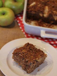 Gluten Free Applesauce Cake- No one will know this is gluten free!