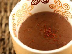 Ciocolata fierbinte cu chili
