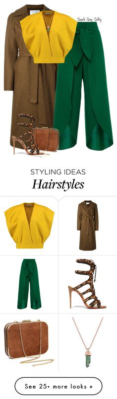 """Duster"" by simplesassysultry on Polyvore featuring Harris Wharf London, Jil Sander, Celine Daoust and Christian Louboutin"