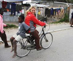 Gain insight into the changing urban dynamic of Cape Town on this bicycle township tour guided by a local. You will get to see traditional dancing by a Sangoma (traditional healer), visit a creche/ day care and have lunch at a local restaurant, eithe Local Attractions, Tour Guide, Cape Town, South Africa, Bicycle, Tours, Activities, People, Healer