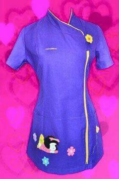 I luv this top. Scrubs, Wetsuit, Corset, Sewing, Womens Fashion, Cute, Swimwear, Kids, Outfits