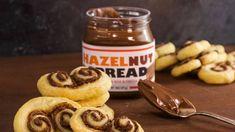 Grant's Two-Ingredient Chocolate Hazelnut Palmiers