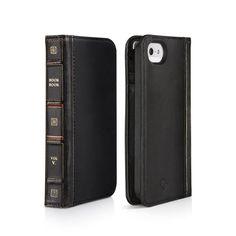 TwelveSouth BookBook iPhone 5 - Funda (71 mm, 134.5 mm) B009ZT25VE - http://www.comprartabletas.es/twelvesouth-bookbook-iphone-5-funda-71-mm-134-5-mm-b009zt25ve.html