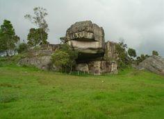 Parque Arqueológico Piedras del Tunjo, Cundinamarca #turismo