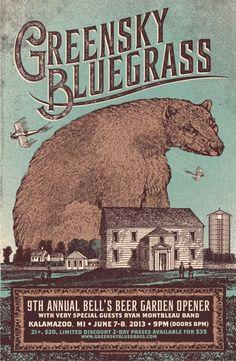 Greensky Bluegrass :: Live