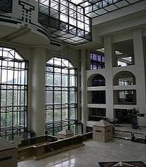 La bibliothèque nationale (Algérie)