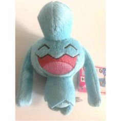 Pokemon 2014 Banpresto UFO Game Catcher Prize My Pokemon Collection Series Wynaut Plush Keychain