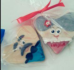 Biscotti decorati festa dei nonni