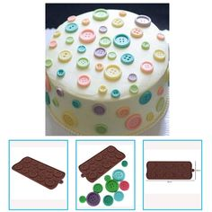 Cake Molds Bakeware Loyal Cute Emoji Expression Silicone Personality Mold For Cake Chocolates Candy Ice Tray Baking Pattern Diy Baking Tools Kitchen Bar