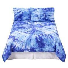 tie-die Pre teen bedroom bedding