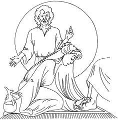 Zalving van Jezus voeten