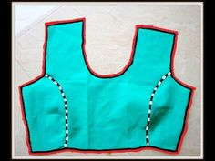 BASIC PRINCESS CUT TWO PIECES PATTERN CUTTING AND SEWING FOR BEGINNERS - YouTube