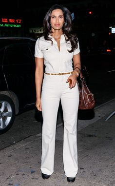 Padma Lakshmi from The Big Picture: Today's Hot Pics  What's cooking? The Top Chef star is chic as ever in NYC.