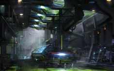 Science Fiction space station - Google Search