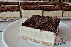 Pěnová nepečená rychlovka za 10 minut | NejRecept.cz Quick Dessert Recipes, Recipe For 4, Tiramisu, Mousse, Easy Meals, Pudding, Ethnic Recipes, Desserts, Food