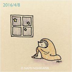 816 #illustration #hedgehog #イラスト #ハリネズミ #illustagram