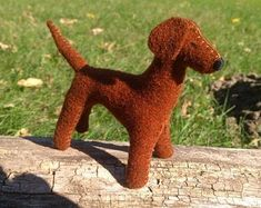 Natural toys wool felt animals role play Waldorf eco by Felthorses Toys For Girls, Gifts For Girls, Cute Beagles, Felt Gifts, Felt Dogs, Beautiful Dogs, Beautiful Gifts, Natural Toys, Waldorf Toys