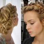 How to Style a Low Braided Updo | Fashionisers.com - Tempted by the Passion for Fashion