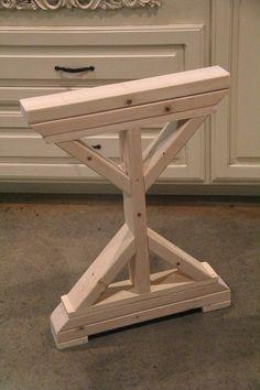 DIY Desk for Bedroom  Farmhouse Style