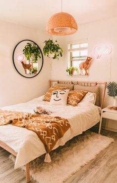 and Modern Small Bedroom Design Ideas Part 40 Bohemian Bedroom Decor Bedroom Design Ideas Modern Part Small Bedroom Makeover, Bedroom Design, Home Decor, Small Bedroom Designs, Small Room Bedroom, Woman Bedroom, Simple Bedroom, Boho Bedroom Decor, Ikea Bedroom
