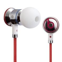 iBeats Headphones with ControlTalk From Monster® - In-Ear Noise Isolation - Chrome,$99.00