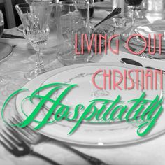 Living Out Christian Hospitality - Guest Post from Sisters Raising Sisters by Sisters Raising Sisters, via Flickr