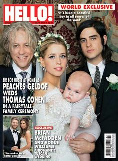 Peaches Geldof: Photo gallery of the life of bob Geldof's daughter who was found dead on 7 April - Photo 11 | Celebrity news in hellomagazine.com