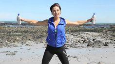 Dagbreek: Op jou merke - Linda Kriel, Arms Exercises, Workouts, Fitness Nutrition, Health Remedies, Workout Videos, Pilates, Arms, Weight Loss, Anton
