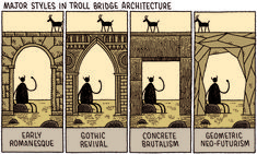 Galería de Humor, sátira y reflexión: La arquitectura a través de 30 cómics - 13