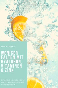 Hochdosierte Kapseln mit Hyaluronsäure, B12, Vitamin C und Zink.  #EntfalteDich mit Cosphera B12 Vitamin, Anti Aging, Wellness, Food, Top, Lose Fat, Weight Loss, Dieting Tips, Healthy Nutrition