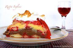 Cumino e Cardamomo: Zuppa Inglese