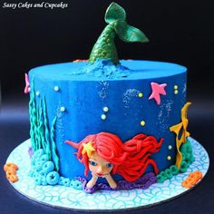 The Sea Princess by Sassy Cakes and Cupcakes (Anna)