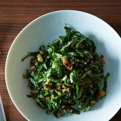 Chard Salad with Garlic Breadcrumbs and Parmesan Recipe on Food52 recipe on Food52