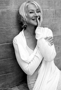 Helen Mirren Copyright Annie Leibovitz