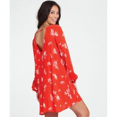 Sweet Tomorrows Dress | Billabong Canada