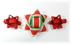 Christmas Present Hair Bow